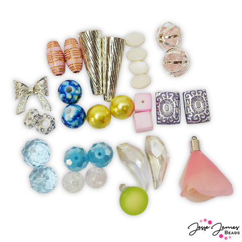 Unicorn Bliss Inspiration Bead Mix
