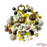 Bead Mix in Herbaceous Design Elements