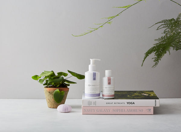 KINN Living - organic and non-toxic cleaning and skincare