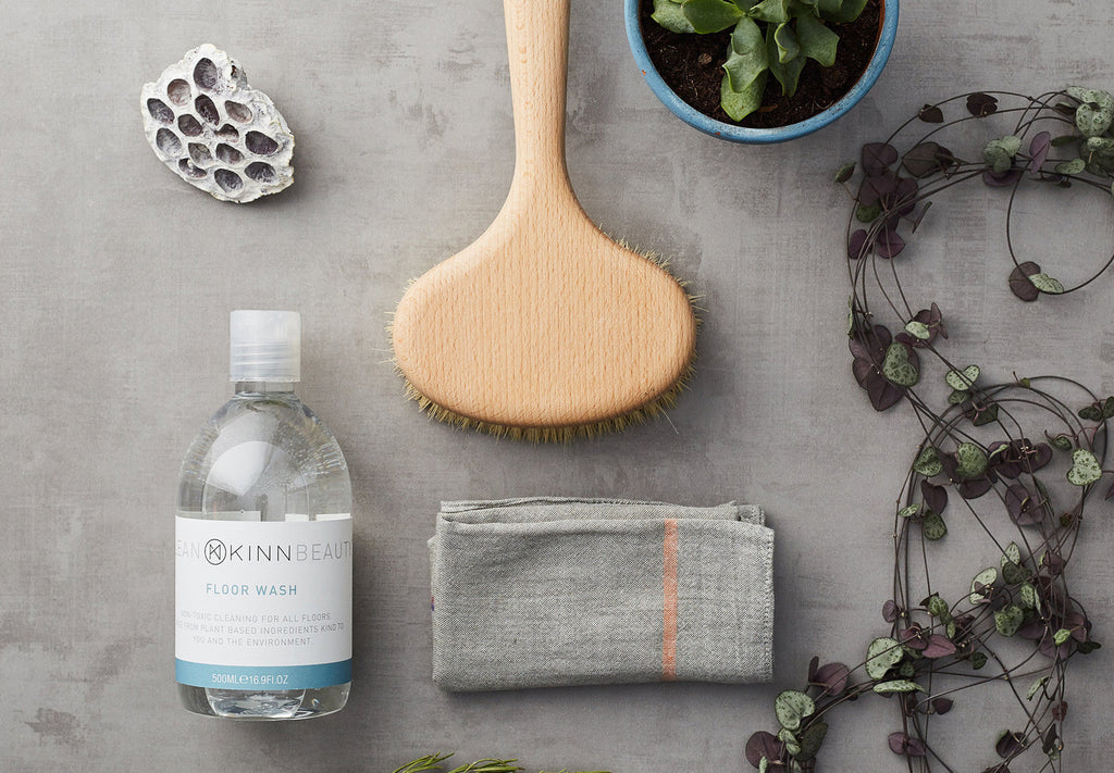 "Hot List's home has never smelt so good (or looked so spick and span) after using KINN's new non-toxic, eco-friendly cleaning products"" – Metro"