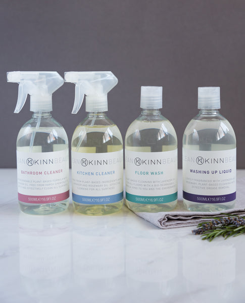 Eco Cleaning Product Pack