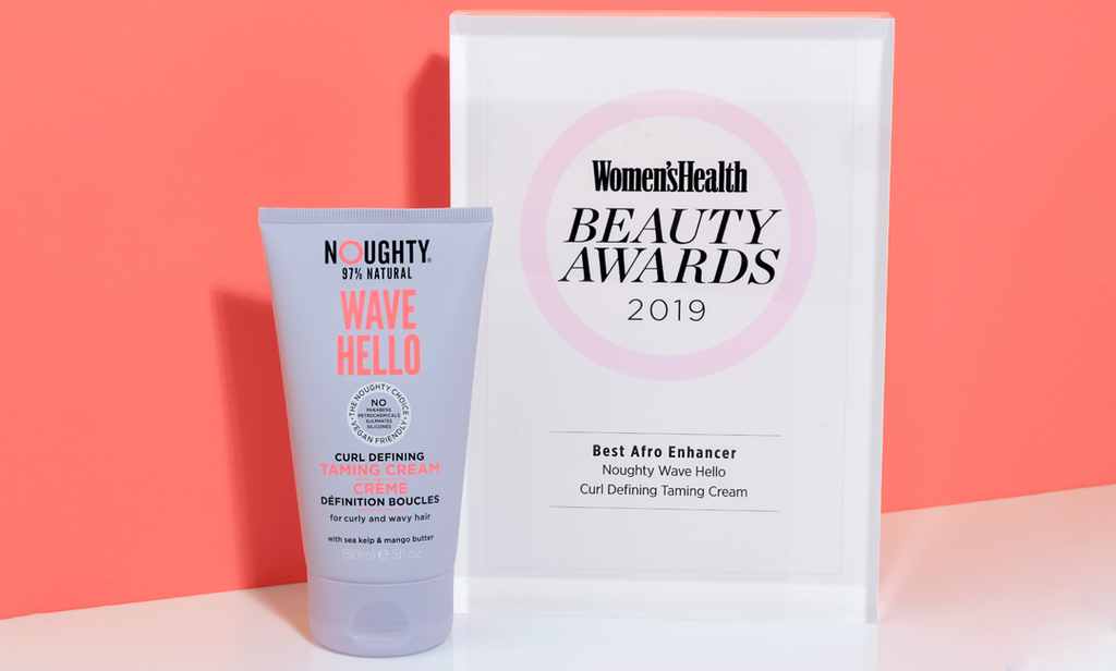 Women's Health Awards = Another win for Noughty