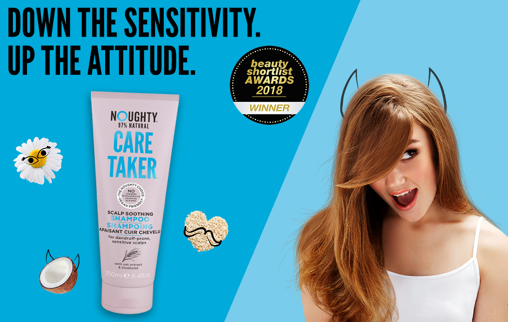GUESS WHO WON BEST SHAMPOO AT THE BEAUTY SHORTLIST AWARDS