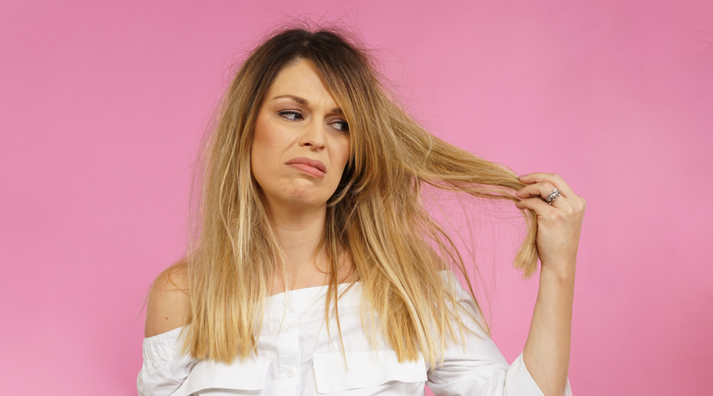 Dry, Damaged and Brittle Hair - Why you have it and how to help