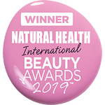Natural Health Award Winner 2019