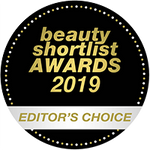 Beauty Shortlist Award Editors Choice 2019