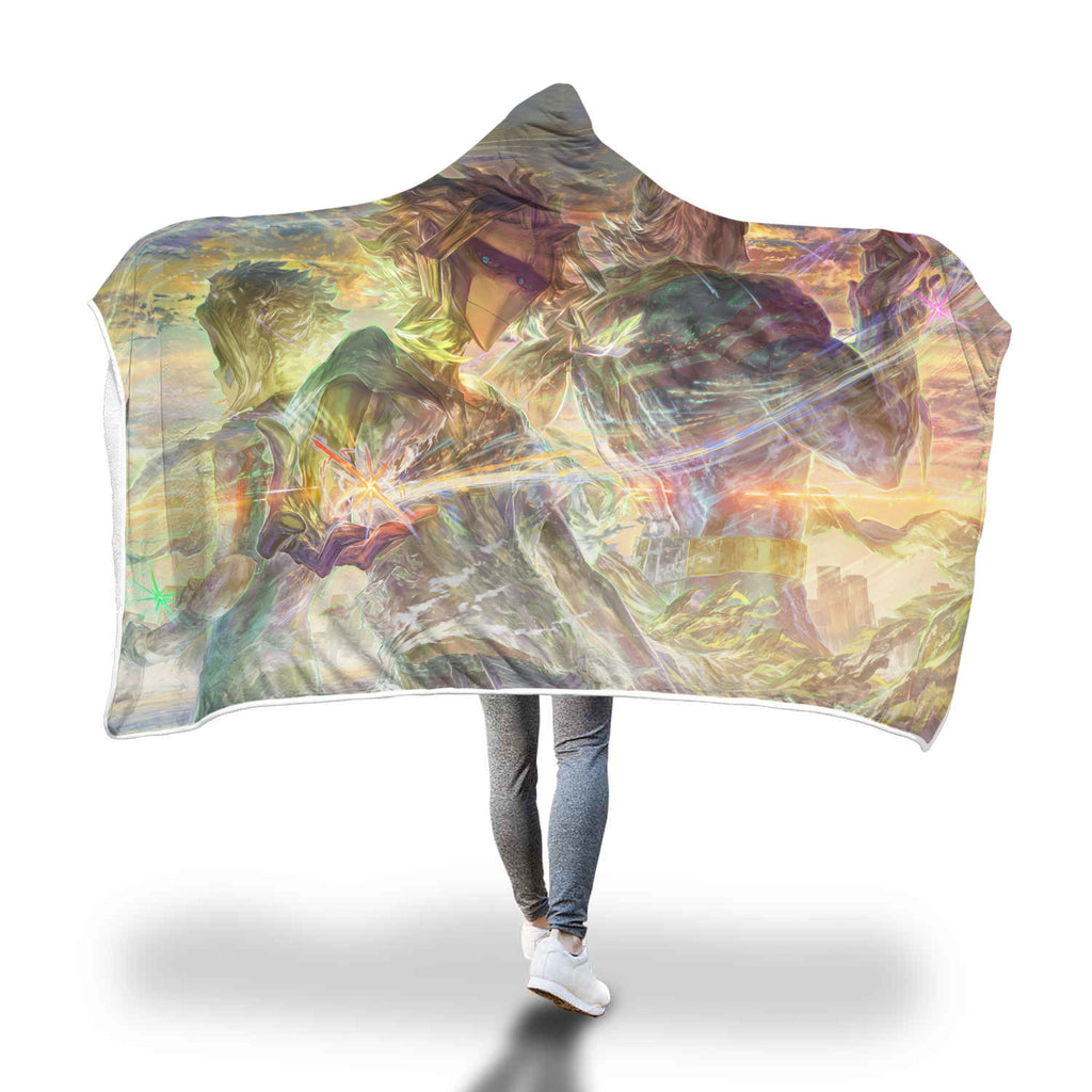 Toshinori Yagi - Hooded Blanket