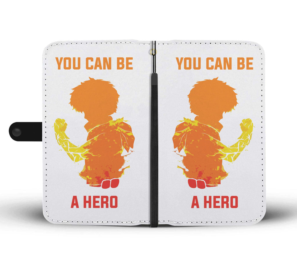 Boku no Hero Academia - Wallet Phone Case - You Can Be a Hero