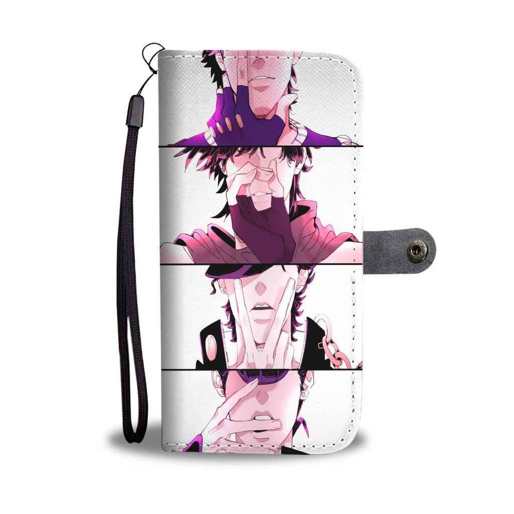 JoJo's Bizarre Adventure Merch - Wallet Phone Case