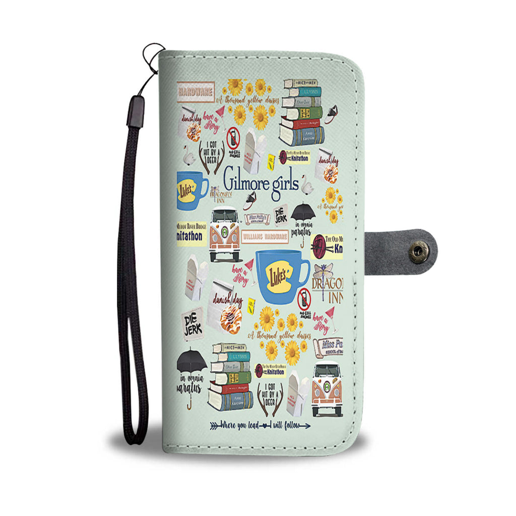 Gilmore Girls Phone Case, Stars Hollow, Rory Gilmore, Lukes Diner, Lorelai Gilmore, Lorelai, Gilmore Girls Gift, Gilmore Girls Coffee