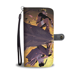 Naruto & Sasuke - Wallet Phone Case