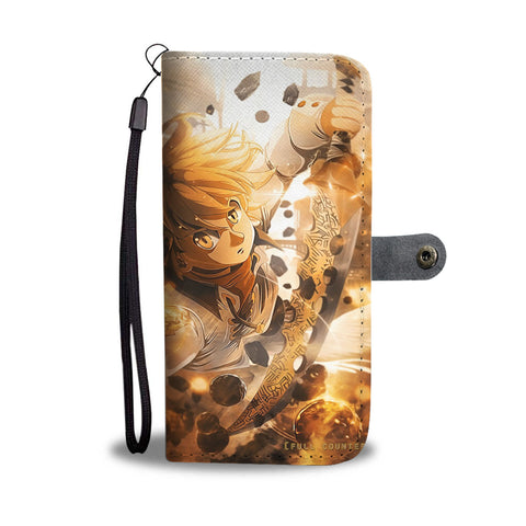 7 Deadly Sins - Wallet Phone Case - #Full Counter