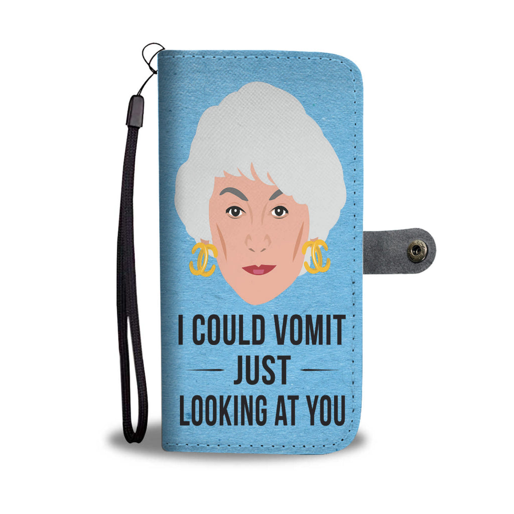 The Golden Girls - Wallet Phone Case - Dorothy