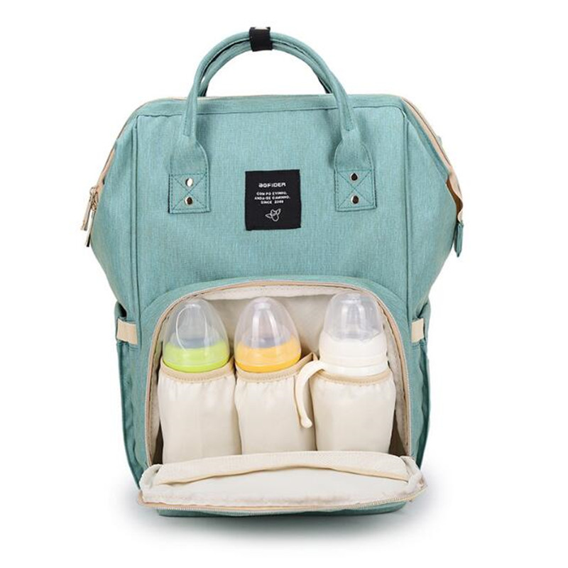 Diaper Bag Multi-Functional Waterproof Travel Backpack Nappy Bags for Baby Care