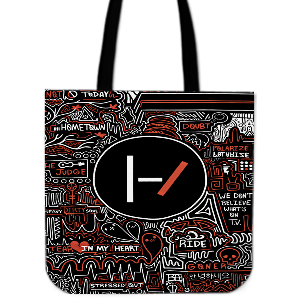 Twenty One Pilots - Lightweight Tote Bag
