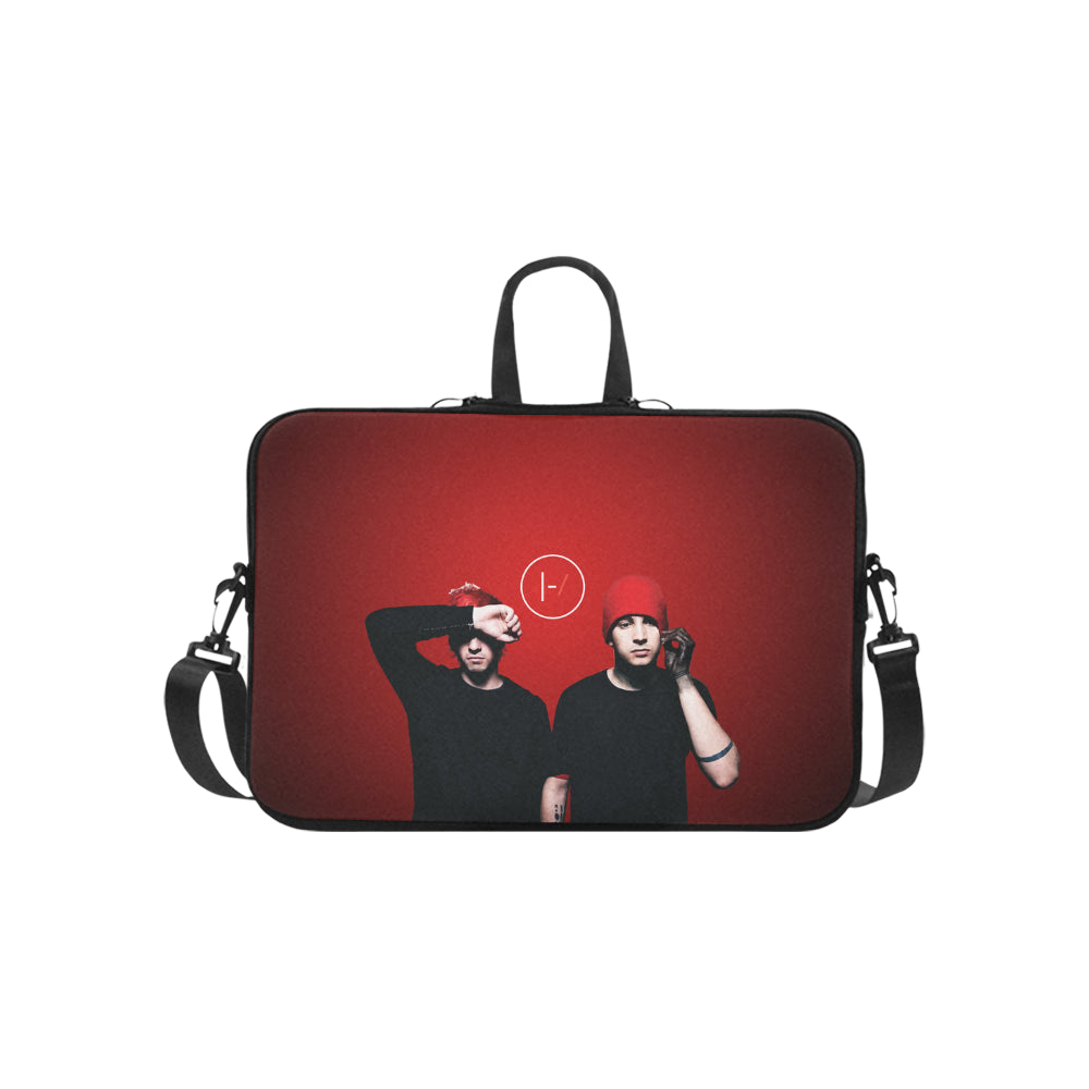 "Tyler & Josh Classic Sleeve for 14"" Laptop"