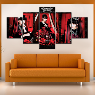 Babymetal - 5 Pieces Canvas #103