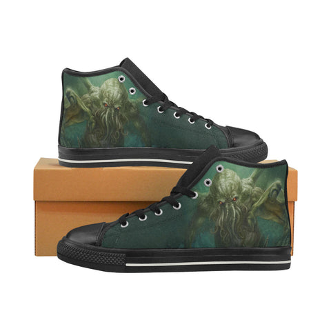 Cthulhu - Shoes Sneakers V.4