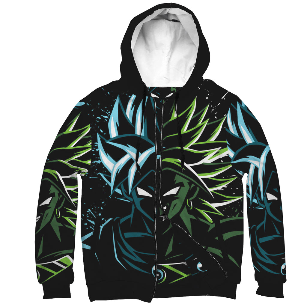 Dragon Ball Super Broly - AOP Hoodie