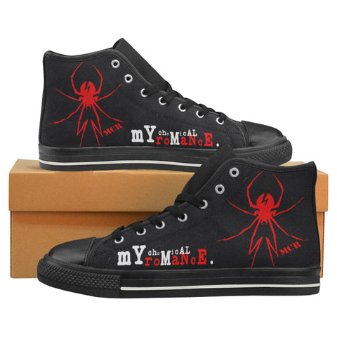 My Chemical Romance - Shoes Sneakers V.3