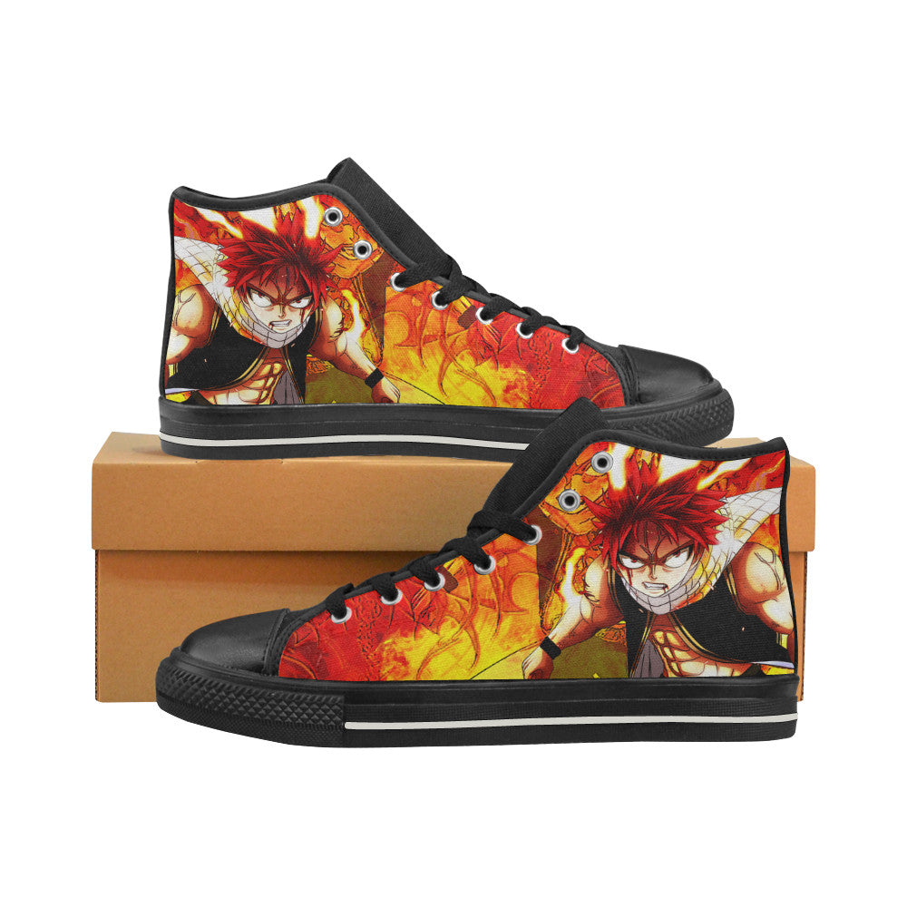 Natsu The Dragon Slayer V.2 - Shoes Sneaker