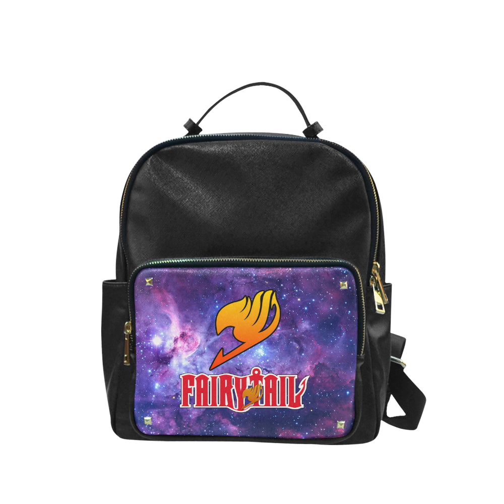 Fairy Tail Logo Leisure Backpack (Small)