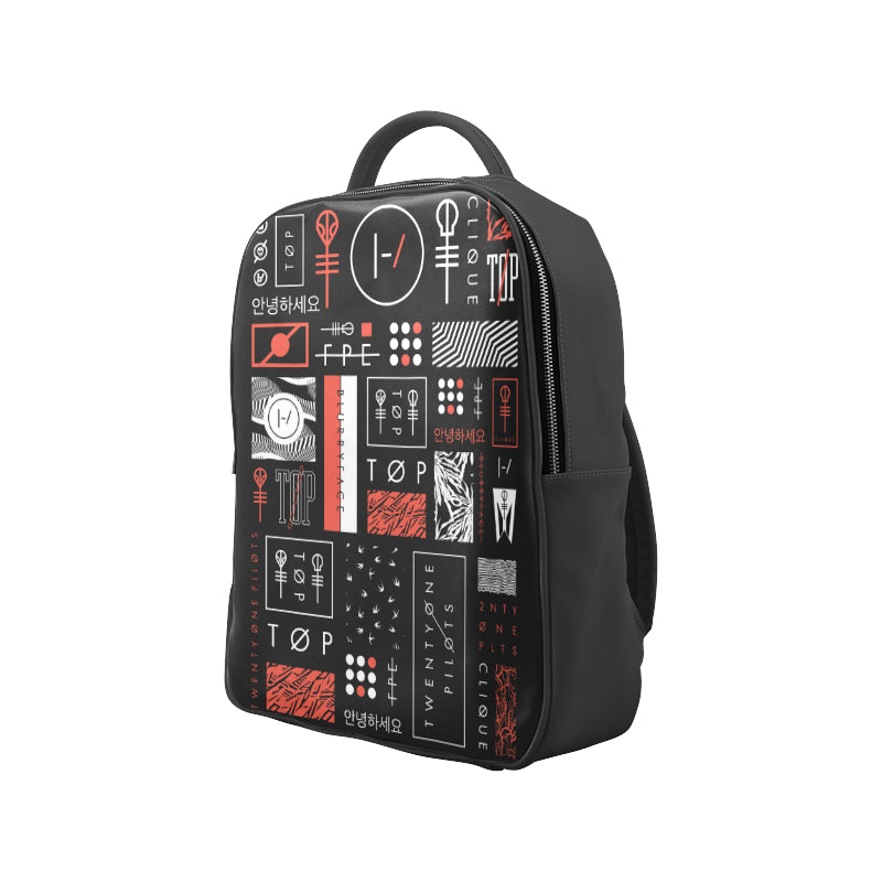 Twenty One Pilots Logos - Backpack