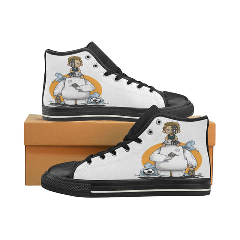 Fall Out Boy Big Hero 6 - Shoes Sneakers