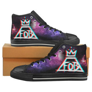 Fall Out Boy - Shoes Sneakers V.4