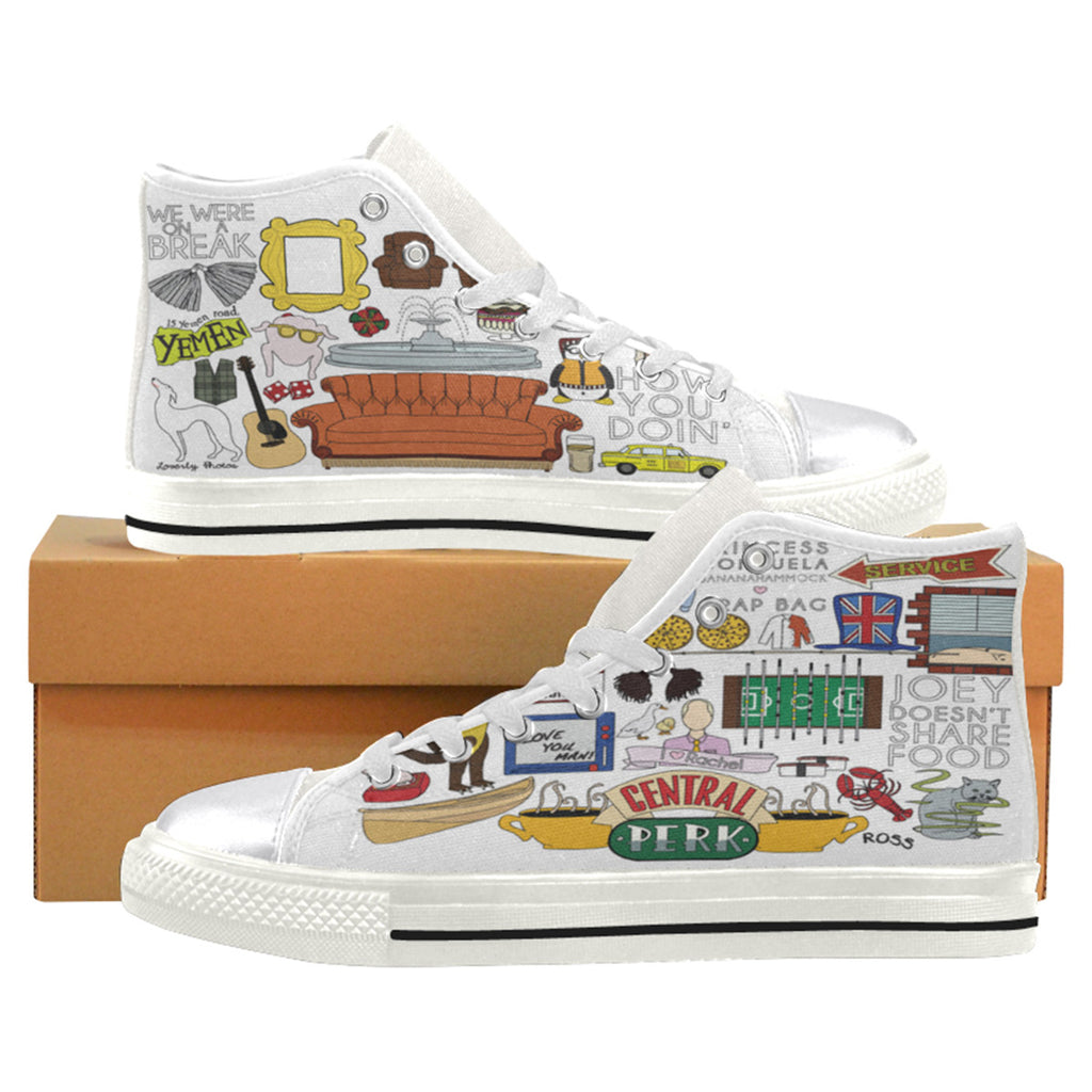 Friends Memes Shoes & Sneakers
