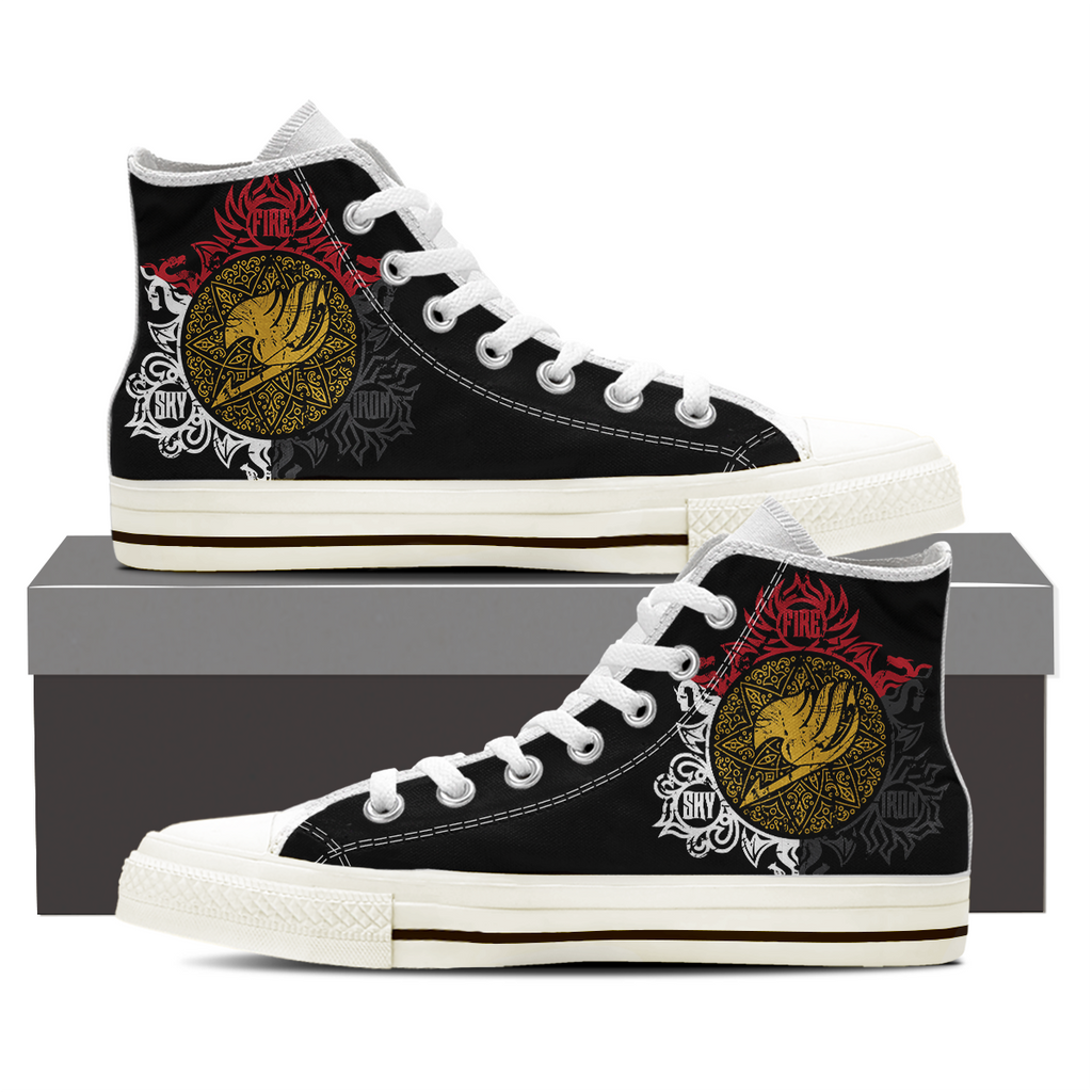 Fairy Tail Guild Shoes Sneakers
