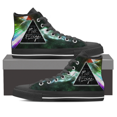 Pink Floyd - Canvas Shoes