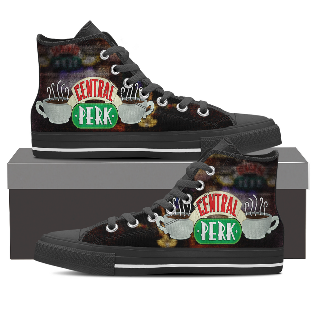 Central Perk Shoes & Sneakers