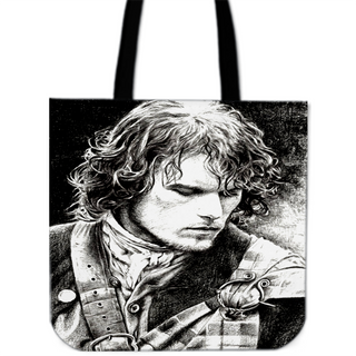 Jamie Fraser Model 2 - Lightweight Tote Bag