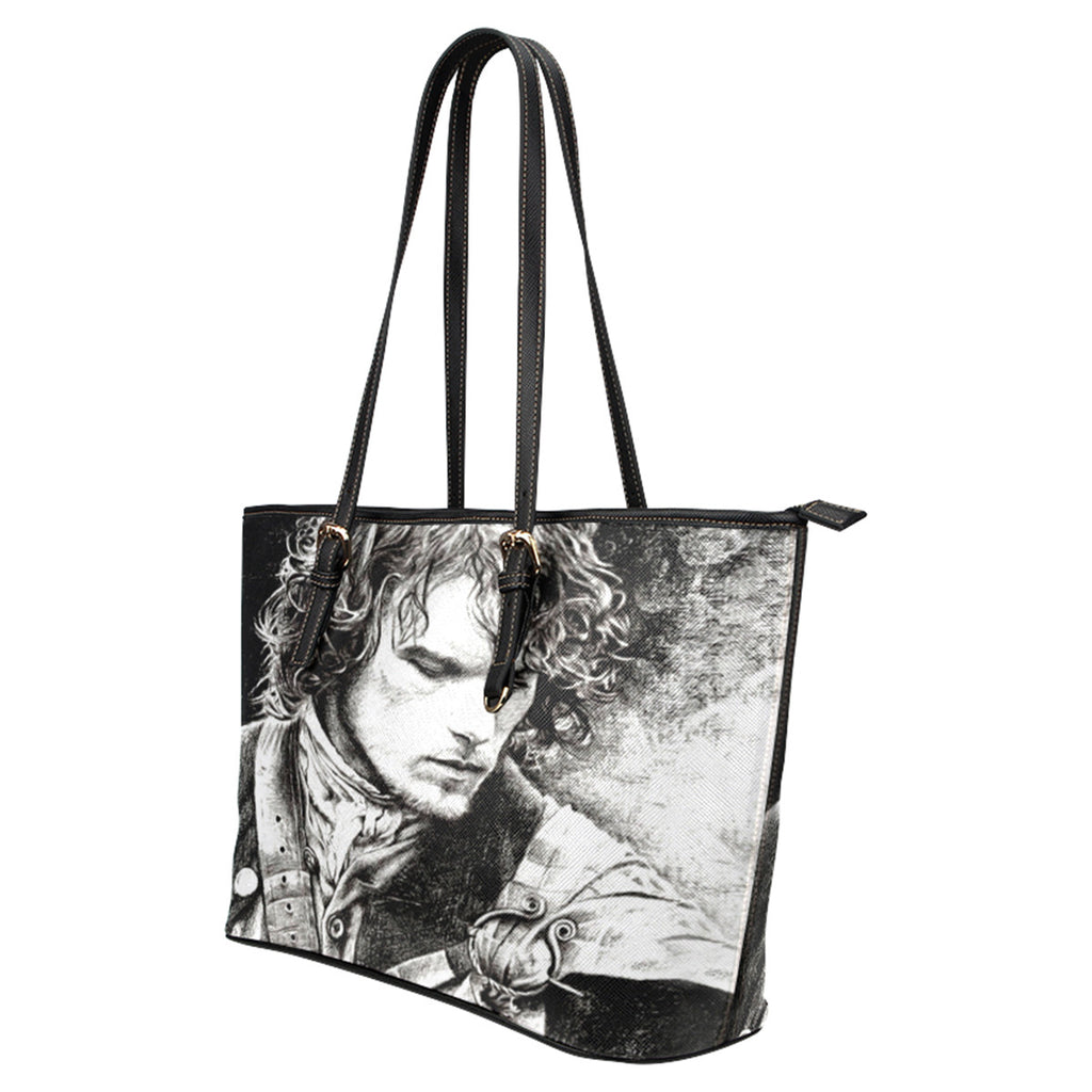 Jamie Fraser Model 2 - Tote Bag