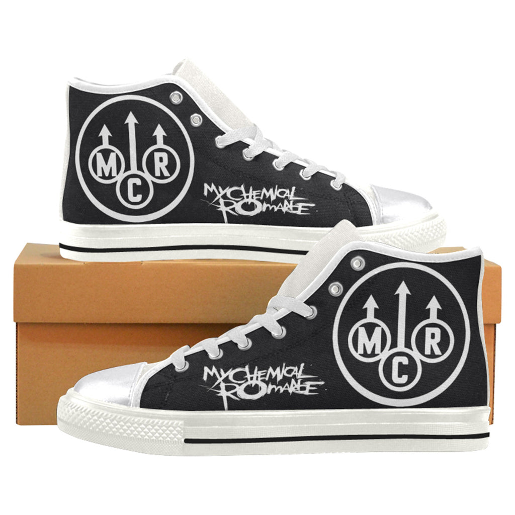 My Chemical Romance Shoes Sneakers V.2