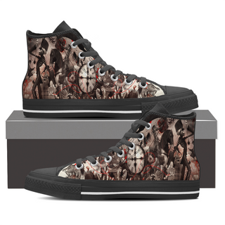 My Chemical Romance The Black Parade V.2 - Shoes Sneakers