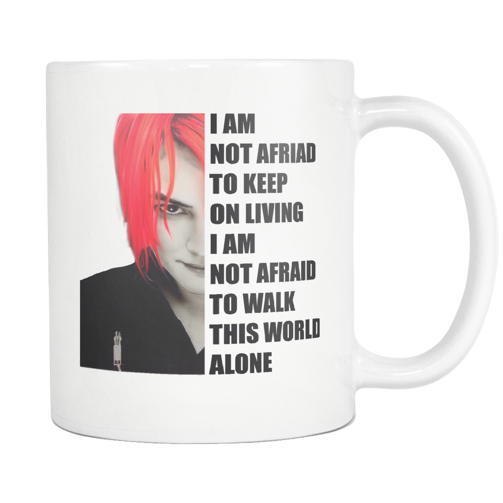 Gerard Way Mug, My Chemical Romance, Mikey Way, Ray Toro, Killjoys, Party Poison, My Chem, Panic At The Disco, Mcr, Frank Iero, Black Parade