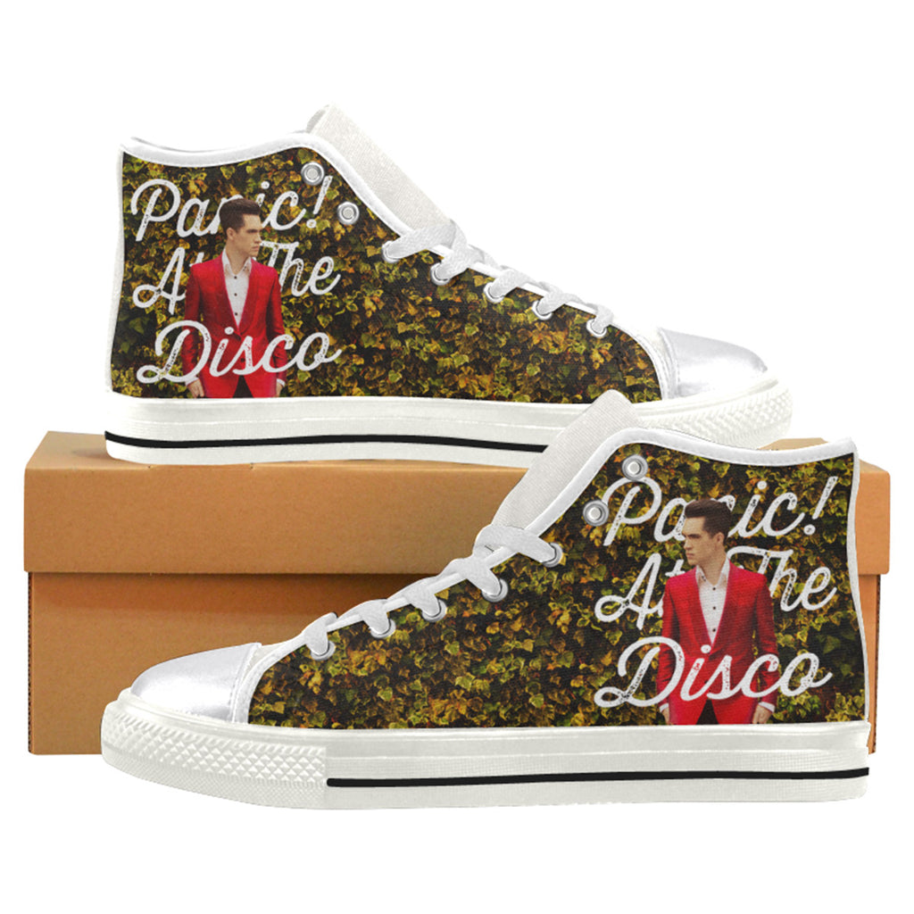 Panic At The Disco - Shoes Sneakers Model 4