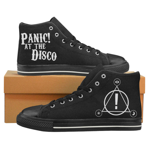 Panic At The Disco - Shoes Sneakers Model 5