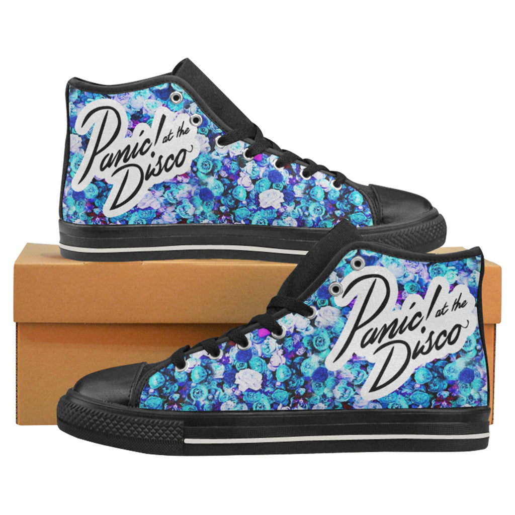 Panic At The Disco - Shoes Sneakers Model 2