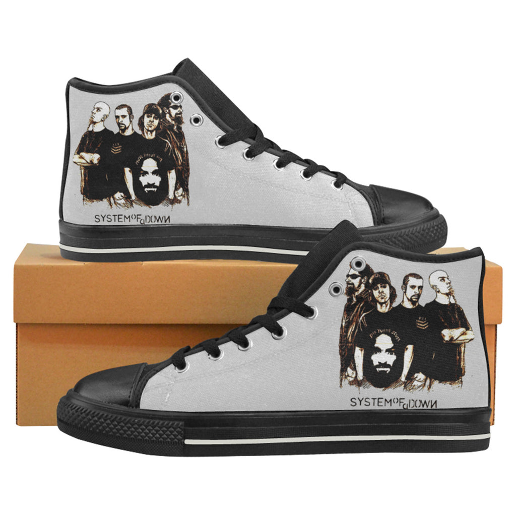 SOAD V.2 - Shoes Sneakers