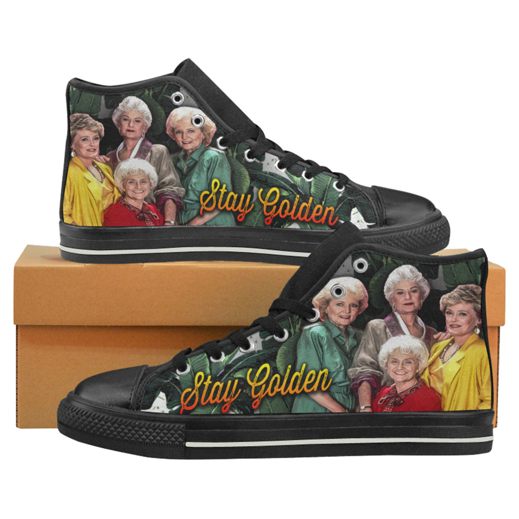 Stay Golden Golden Girls - Shoes Sneakers