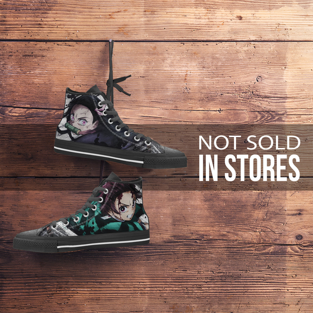 Demon Slayer Kimetsu no Yaiba Shoes Nezuko & Tanjiro