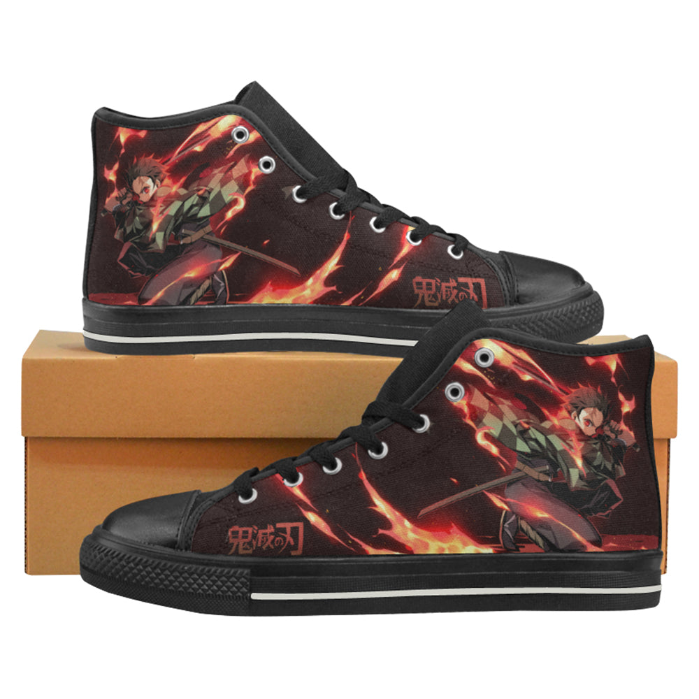 Demon Slayer Tanjiro Shoes Sneakers
