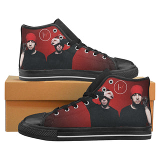 Twenty One Pilots Merch Tyler & Josh Shoes Sneakers