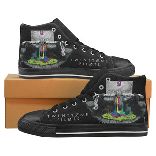 Twenty One Pilots Shoes Sneakers - SELF-TITLED