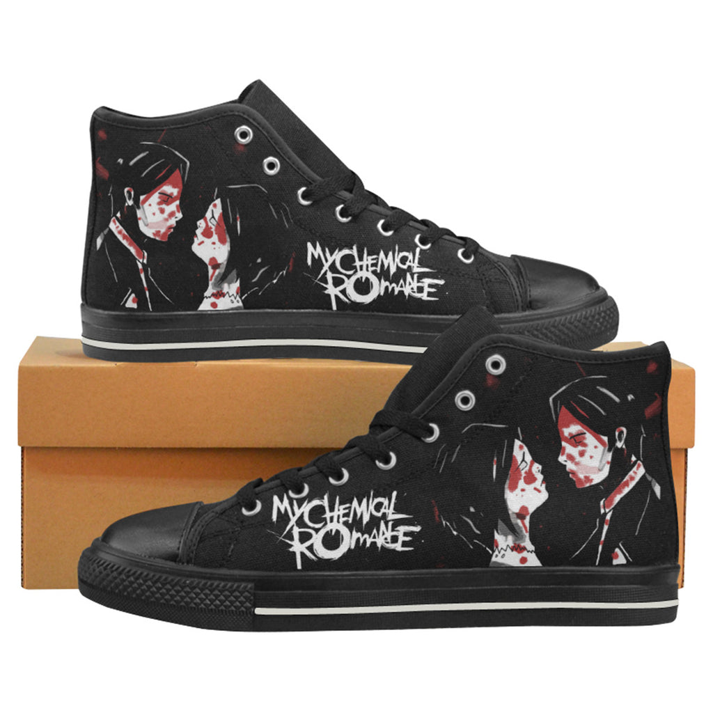 My Chemical Romance Shoes Sneakers - Sweet Revenge