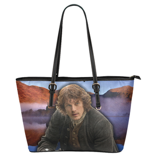 Jamie Fraser Scotland - Tote Bag