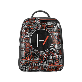 Twenty One Pilots - Backpack (Model 3)